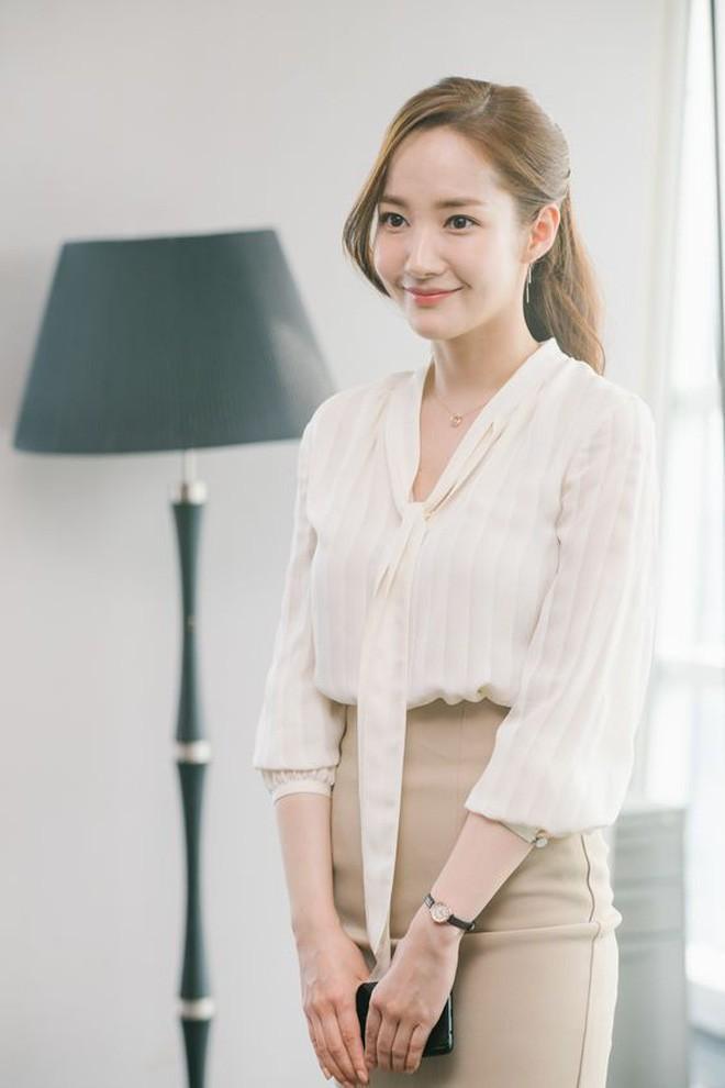 Vòng 1 đẫy đà như Park Min Young thì mặc gì vừa đẹp vừa sang? Câu trả lời nằm ở 4 tips sau đây - Ảnh 3.