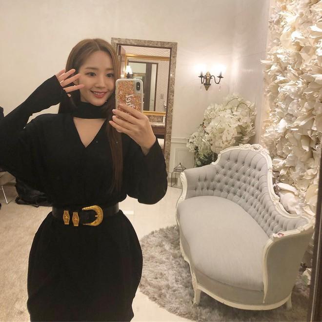 Vòng 1 đẫy đà như Park Min Young thì mặc gì vừa đẹp vừa sang? Câu trả lời nằm ở 4 tips sau đây - Ảnh 4.