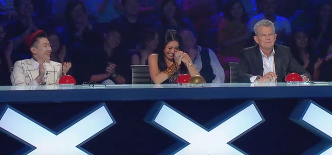Asias Got Talent: Cặp đôi nhí Việt Nam khiến giám khảo thót tim với màn thả người trên không - Ảnh 8.
