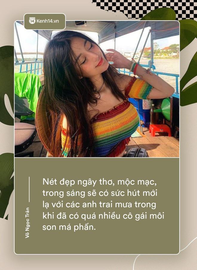 Võ Ngọc Trân - nữ sinh cấp 3 đang hot nhất Sài Gòn: Không cần người đẹp trai và quá giàu có, vì mình có thể kiếm được tiền - Ảnh 9.