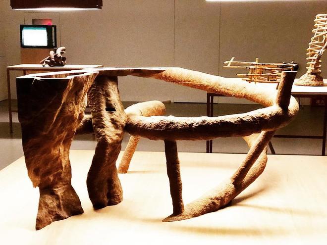 Mê mẩn với Bảo tàng Mỹ thuật Đài Bắc: Cứ ngỡ lạc vào xứ sở thần tiên nào đấy nữa chứ! - Ảnh 4.