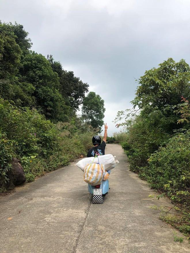"""Thử thách dọn rác tại đảo Sơn Trà: Trả lại một bãi đá hoang sơ từ """"biển rác"""", tuyên truyền ý nghĩa về du lịch có trách nhiệm - Ảnh 5."""