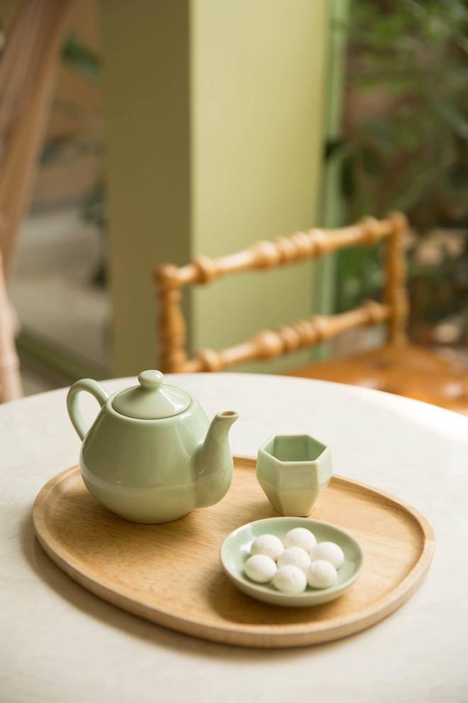 Thoát khỏi những căng thẳng cuộc sống với các tiệm trà phong cách phương Đông ở Sài Gòn - Ảnh 3.