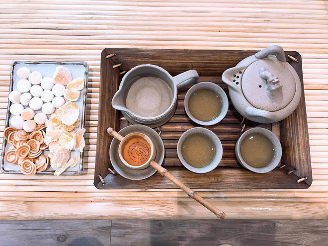 Thoát khỏi những căng thẳng cuộc sống với các tiệm trà phong cách phương Đông ở Sài Gòn - Ảnh 1.
