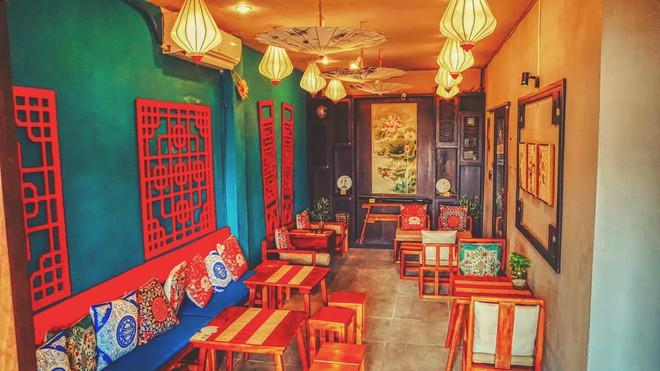 Thoát khỏi những căng thẳng cuộc sống với các tiệm trà phong cách phương Đông ở Sài Gòn - Ảnh 2.