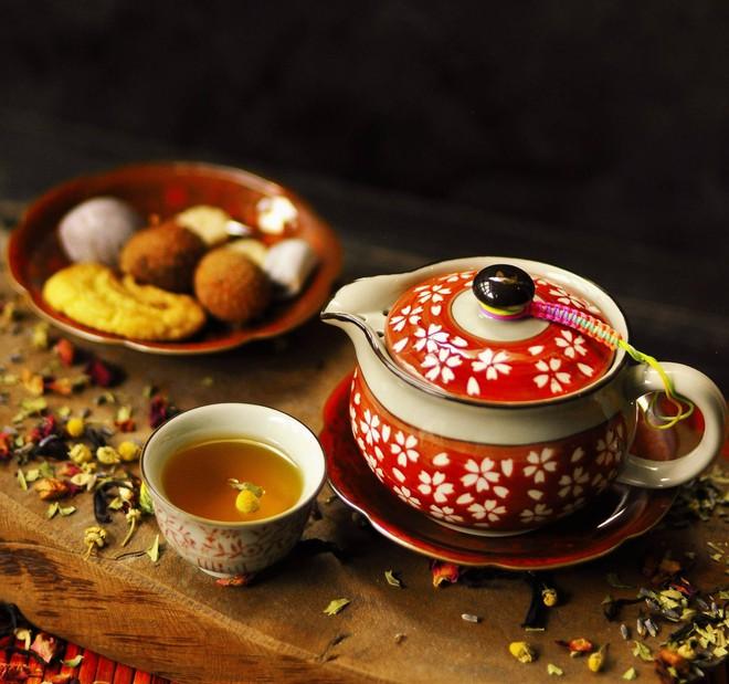Thoát khỏi những căng thẳng cuộc sống với các tiệm trà phong cách phương Đông ở Sài Gòn - Ảnh 4.