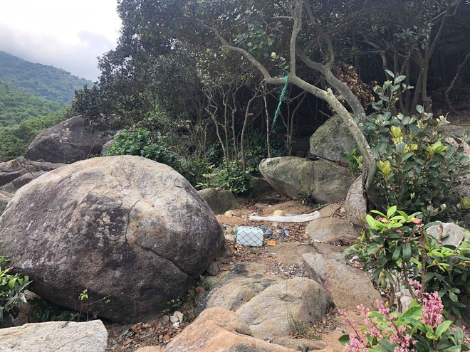 """Thử thách dọn rác tại đảo Sơn Trà: Trả lại một bãi đá hoang sơ từ """"biển rác"""", tuyên truyền ý nghĩa về du lịch có trách nhiệm - Ảnh 3."""