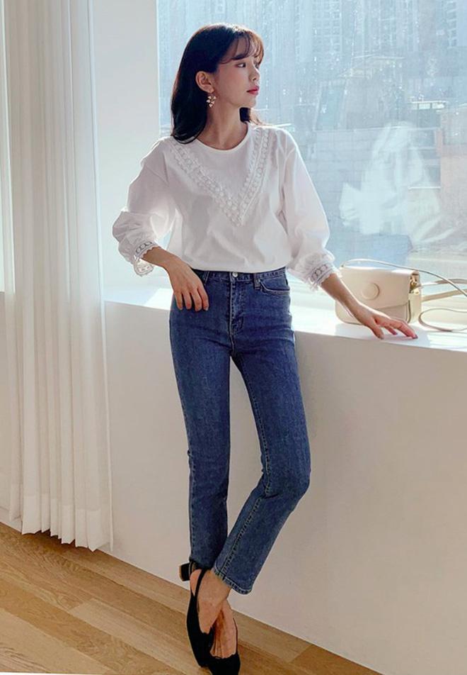 """Mách nước các nàng chọn quần jeans cho chuẩn dáng """"một phát ăn ngay"""" - Ảnh 5."""