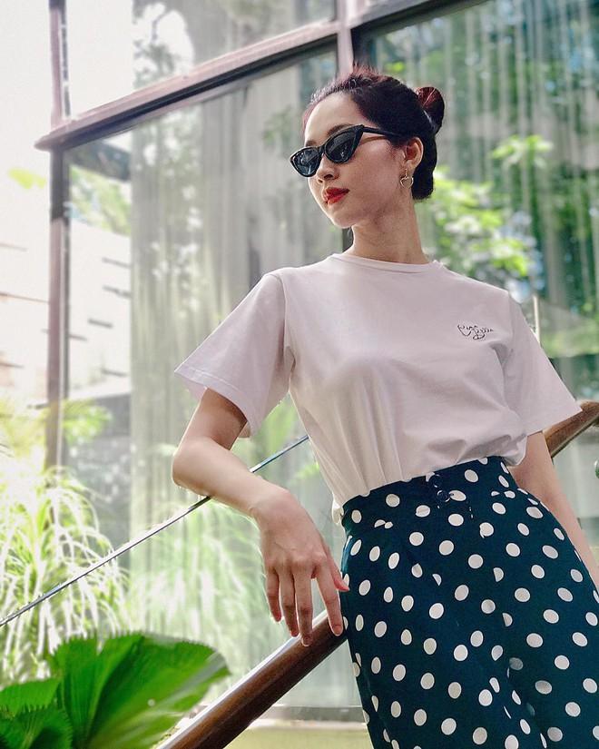"""Sau những pha diện lại đồ cũ của sao nữ Việt, """"lãi"""" nhất là bạn sẽ học được bao cách mix đồ linh hoạt và chuẩn mốt - Ảnh 3."""