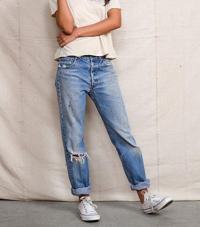 """Mách nước các nàng chọn quần jeans cho chuẩn dáng """"một phát ăn ngay"""" - Ảnh 7."""