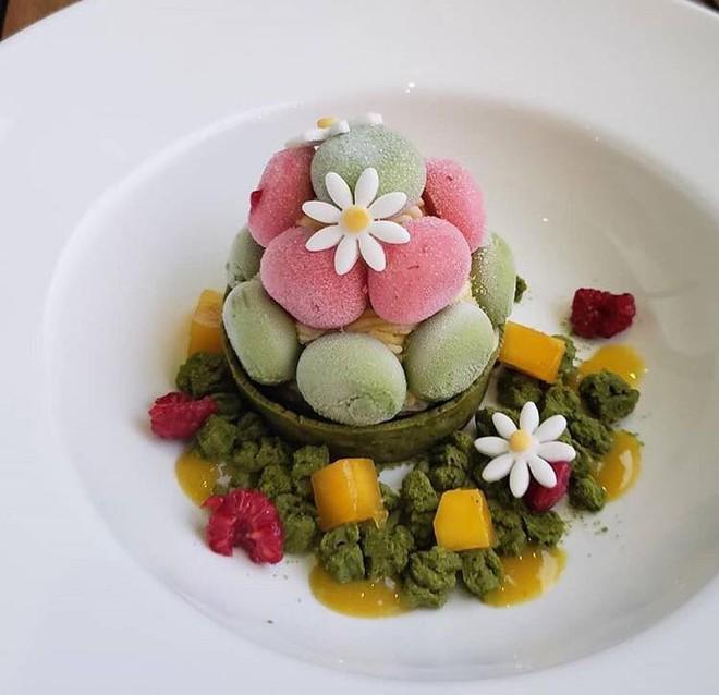 """Sài Gòn có những món bánh ngọt siêu xinh khiến bạn phải thốt lên: """"Cái này đẹp thế!"""" - Ảnh 5."""