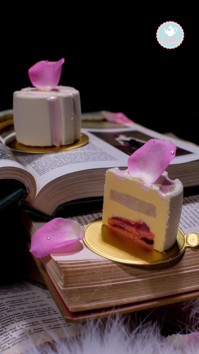 """Sài Gòn có những món bánh ngọt siêu xinh khiến bạn phải thốt lên: """"Cái này đẹp thế!"""" - Ảnh 7."""