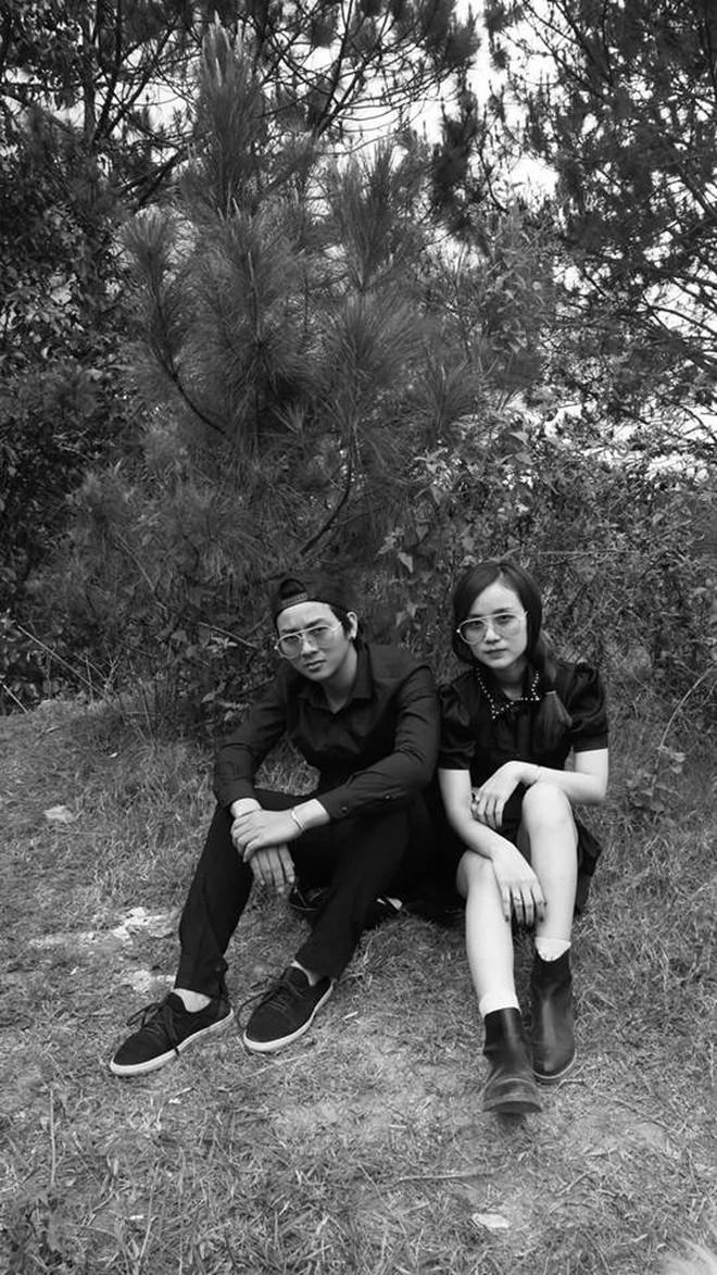 Loạt ảnh ngọt ngào cùng chia sẻ chứng minh tình yêu của Hoài Lâm và bạn gái giữa thời gian giải nghệ - Ảnh 3.