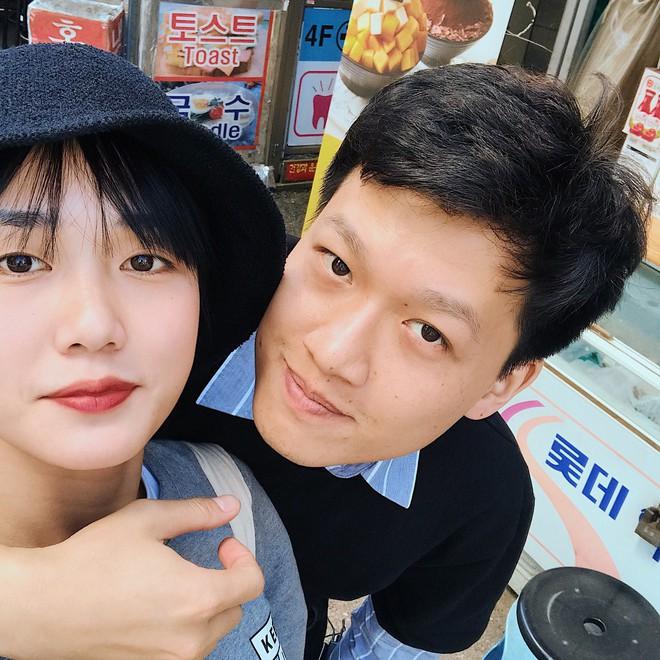 MC Trần Ngọc và vợ Trịnh Mai Phương
