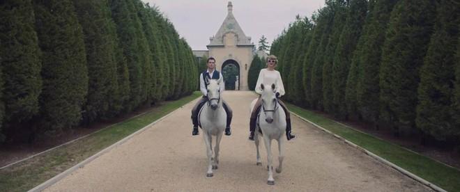 4 sự thật về toà lâu đài mà chỉ giới nhà giàu ở Mỹ mới dám thuê tổ chức đám cưới, Taylor Swfit là ngôi sao hiếm hoi từng quay MV ở đây - Ảnh 2.
