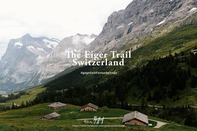 Bộ ảnh du lịch Thuỵ Sĩ của cặp đôi travel blogger người Thái khiến dân mê trekking xem xong không mê mới lạ! - Ảnh 1.