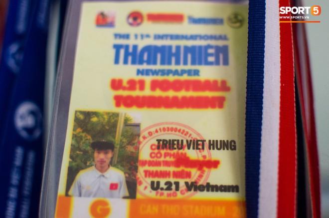 Hành trình từ người thừa trở thành người hùng của tiền vệ U23 Việt Nam qua những kỷ vật vô giá - Ảnh 12.