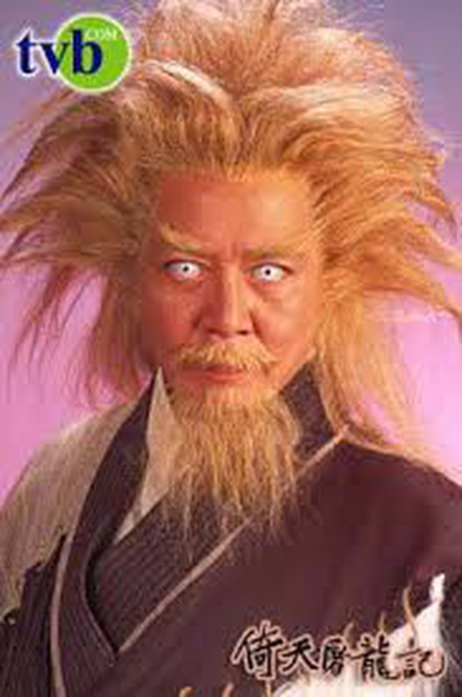 """Sự thật """"bội phục"""" đằng sau màn trợn mắt trắng dã kinh điển của Kim Mao Sư vương ở Ỷ Thiên Đồ Long Ký 2003 - Ảnh 4."""