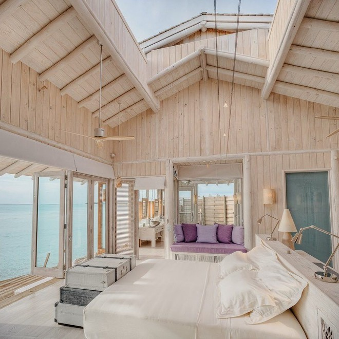 Choáng với khu nghỉ dưỡng sang chảnh bậc nhất Maldives, chỉ dành cho giới giàu đến siêu giàu - Ảnh 6.