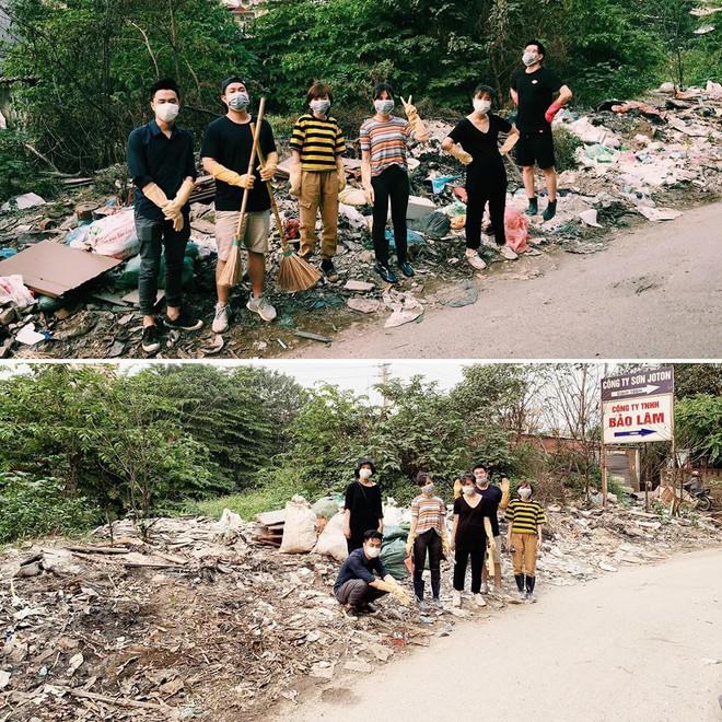 """""""Thử thách dọn rác"""" đang thay đổi tất cả: Không còn xấu hổ, chúng ta tự hào và tự tin hơn - Ảnh 2."""