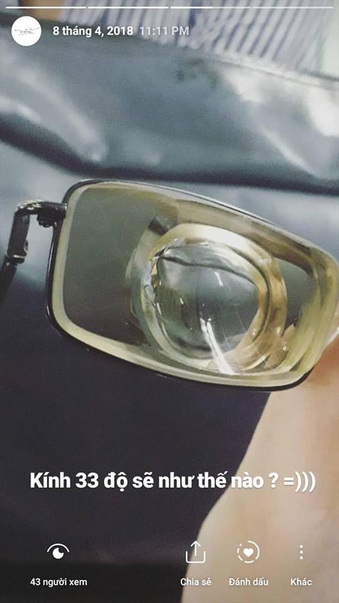 Học sinh đua nhau đọ độ dày của mắt kính khiến dân mạng hoảng hồn, có người cận đến 33 độ! - Ảnh 10.
