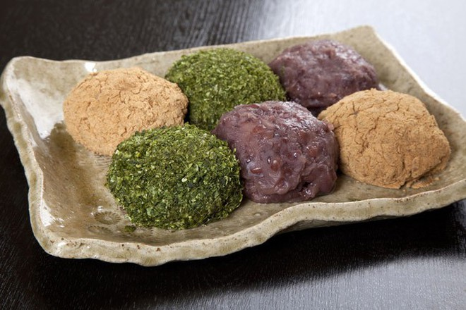 """Tháng ba sang, mùa lễ hội xuân ở Nhật Bản có thật nhiều những món ăn đẹp đến """"nao lòng"""" - Ảnh 6."""