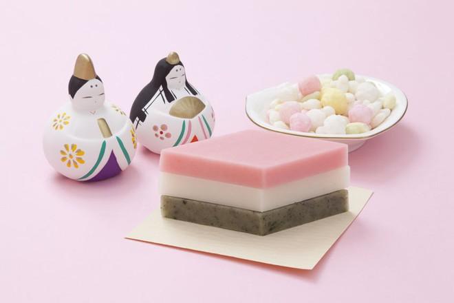 """Tháng ba sang, mùa lễ hội xuân ở Nhật Bản có thật nhiều những món ăn đẹp đến """"nao lòng"""" - Ảnh 1."""