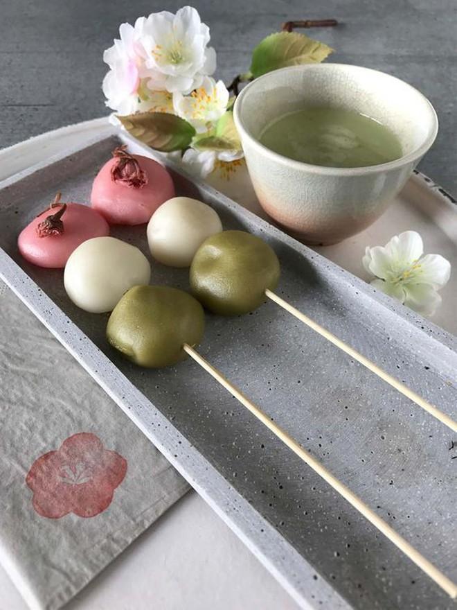 """Tháng ba sang, mùa lễ hội xuân ở Nhật Bản có thật nhiều những món ăn đẹp đến """"nao lòng"""" - Ảnh 2."""