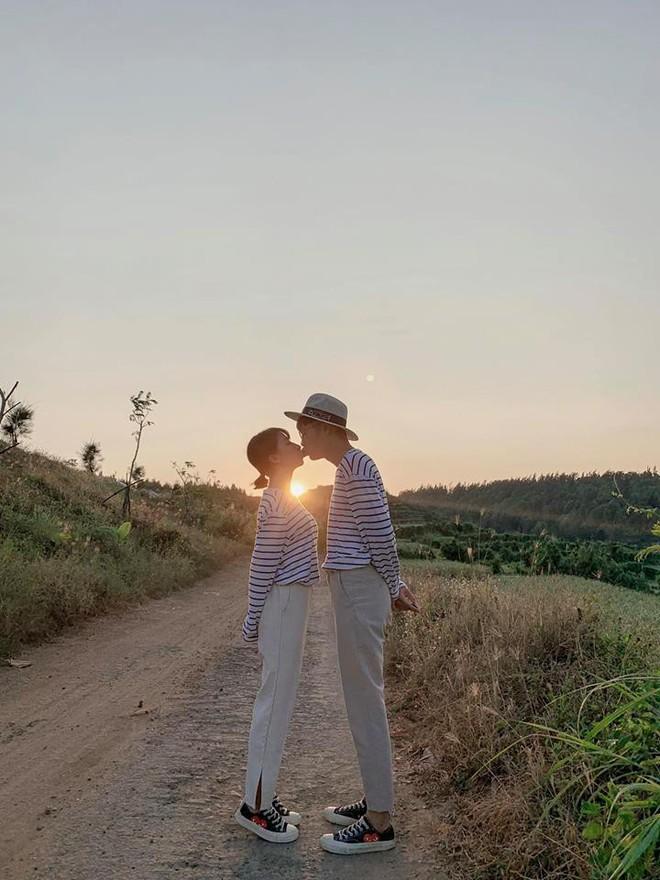 Có một Lý Sơn cực đáng yêu của cặp đôi hễ cứ đi du lịch cùng nhau là chụp ảnh lầy tới bến - Ảnh 8.