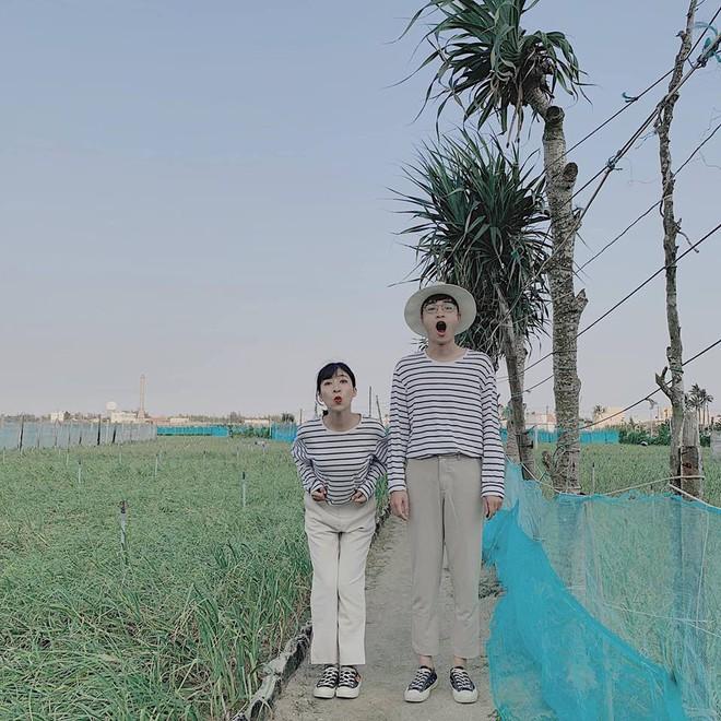 """Có một Lý Sơn cực đáng yêu của cặp đôi hễ cứ đi du lịch cùng nhau là chụp ảnh """"lầy"""" tới bến - Ảnh 1."""