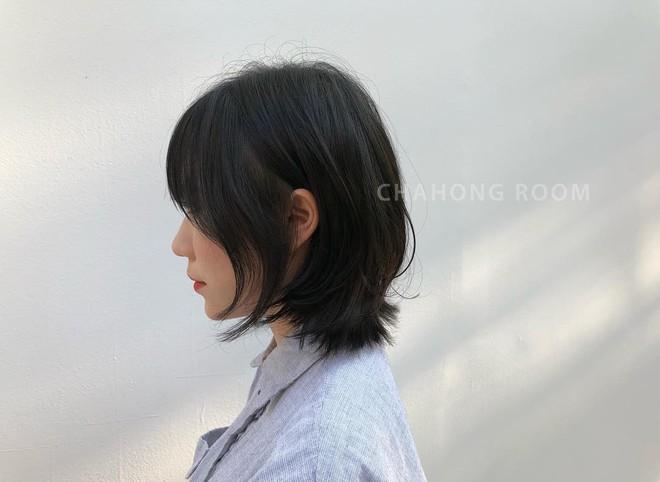 Khó mà tin được, kiểu tóc layer nham nhở của Sulli lại đang gây sốt tại Hàn - Ảnh 3.
