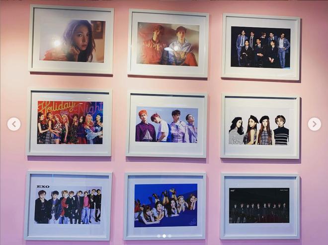 """Quà 8⁄3 cho fangirl Kpop: quán cà phê chính thức của SMTown """"nhá hàng"""" mở cửa ở cả Sài Gòn và Hà Nội - Ảnh 2."""