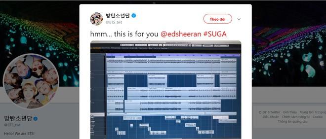 Siêu phẩm mà BTS hợp tác với Ed Sheeran sẽ có mặt trong album Map of the Soul: Persona phát hành hôm nay! - Ảnh 3.
