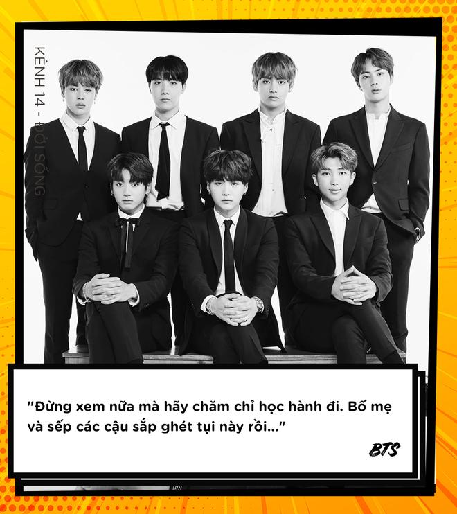 Phá vỡ kỷ lục view thế giới, BTS xứng đáng là nhóm nhạc toàn cầu, có sức ảnh hưởng nhất đến học sinh, sinh viên - Ảnh 19.