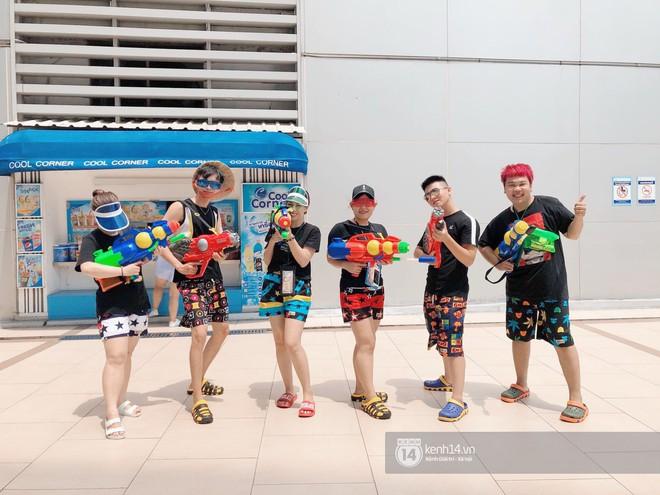 Hàng ngàn bạn trẻ Việt đang đổ về Bangkok để hoà vào dòng người chơi té nước Songkran! - Ảnh 13.