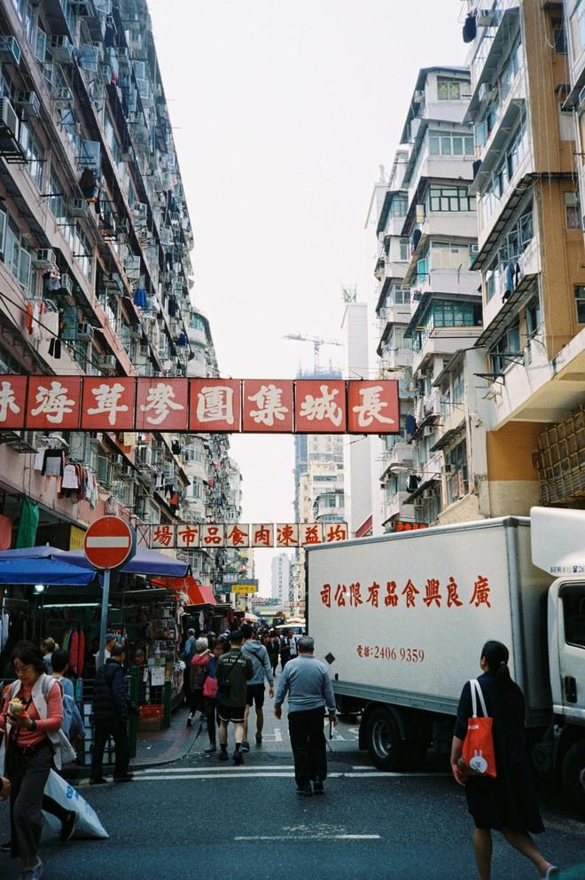 Hong Kong đẹp đến ngỡ ngàng qua những thước ảnh film của chàng trai Sài Gòn: Ai mà ngờ những tấm hình này được chụp vào năm 2019 kia chứ! - Ảnh 5.