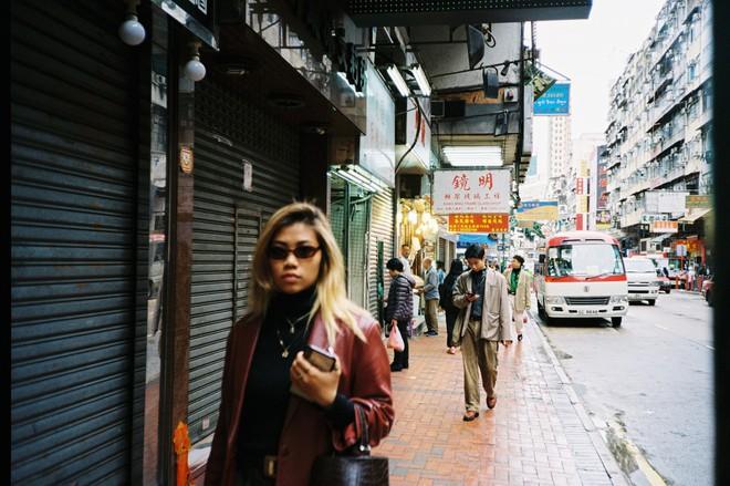 Hong Kong đẹp đến ngỡ ngàng qua những thước ảnh film của chàng trai Sài Gòn: Ai mà ngờ những tấm hình này được chụp vào năm 2019 kia chứ! - Ảnh 8.
