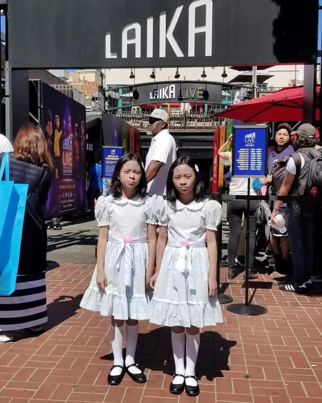 Chihiro và Chieko: Cặp chị em song sinh với tài cosplay thiên biến vạn hóa khiến MXH trầm trồ - Ảnh 7.