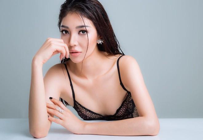 Hoa hậu Việt Nam toàn thế giới bất ngờ chia sẻ trên show hẹn hò: Em thích kim cương! - Ảnh 3.