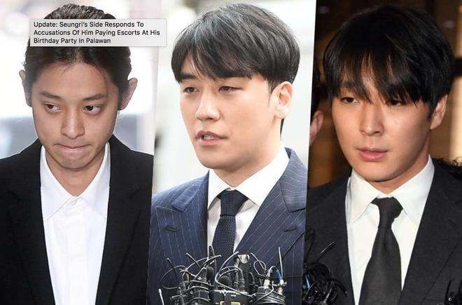 Cảnh sát cuối cùng cũng xin lệnh bắt giữ Seungri, phát hiện vai trò đặc biệt của anh trong chatroom tình dục - Ảnh 1.