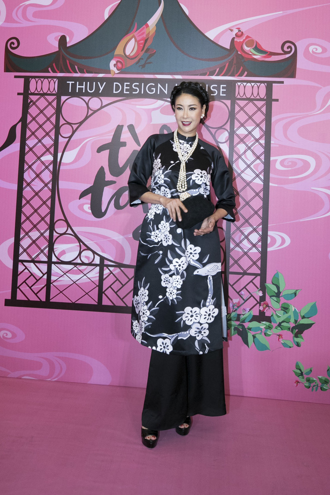Chẳng hạn mà gặp, cả Lan Ngọc lẫn Đỗ Mỹ Linh đều hóa... Cô Tấm tại show của NTK Thủy Nguyễn - Ảnh 11.