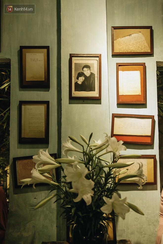 Chuyện về căn phòng 6m2 của vợ chồng Lưu Quang Vũ - Xuân Quỳnh và đêm thơ tưởng nhớ đầy cảm xúc ở Hà Nội - Ảnh 2.