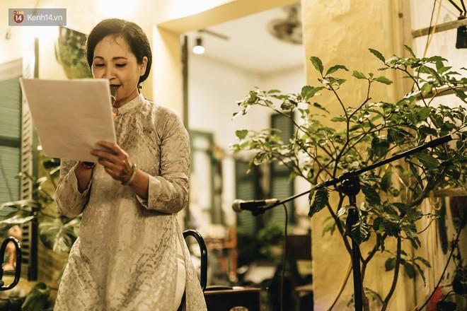 Chuyện về căn phòng 6m2 của vợ chồng Lưu Quang Vũ - Xuân Quỳnh và đêm thơ tưởng nhớ đầy cảm xúc ở Hà Nội - Ảnh 9.
