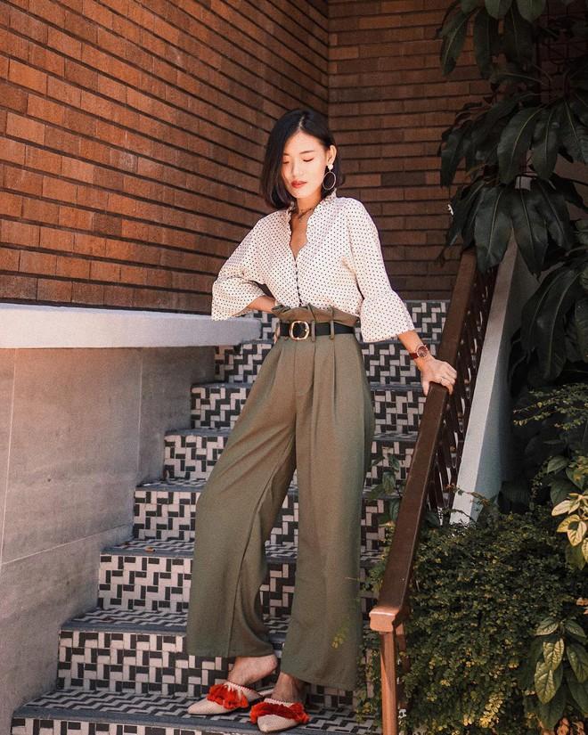 Ngoài 30 tuổi, đây là 4 kiểu quần sẽ đưa bạn chạm đến ngưỡng thanh lịch và thời thượng tuyệt đối - Ảnh 4.