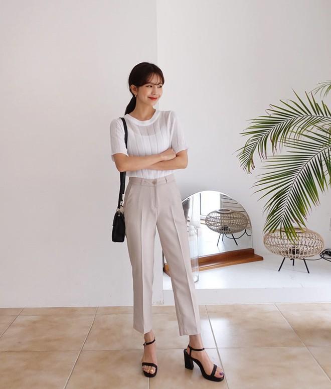 Ngoài 30 tuổi, đây là 4 kiểu quần sẽ đưa bạn chạm đến ngưỡng thanh lịch và thời thượng tuyệt đối - Ảnh 3.