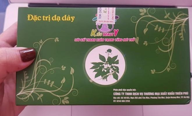 """Vợ chồng ca sĩ Phú Lê bị điều tra vì quảng cáo thuốc không giấy phép với tác dụng... """"trên trời"""" - Ảnh 3."""