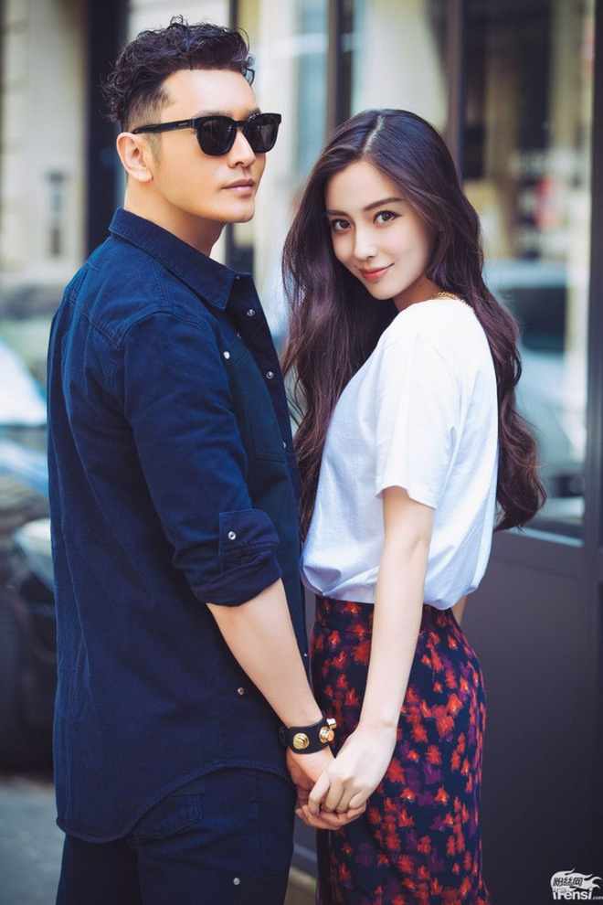 Angela Baby - Huỳnh Hiểu Minh đã ly hôn từ lâu, chỉ vì ràng buộc hợp đồng nên không thể công khai tin tức? - Ảnh 1.