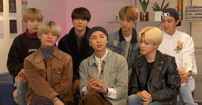 Đang là nhóm nhạc toàn cầu, BTS đối mặt như thế nào với chuyện nhập ngũ trong tương lai? - Ảnh 1.