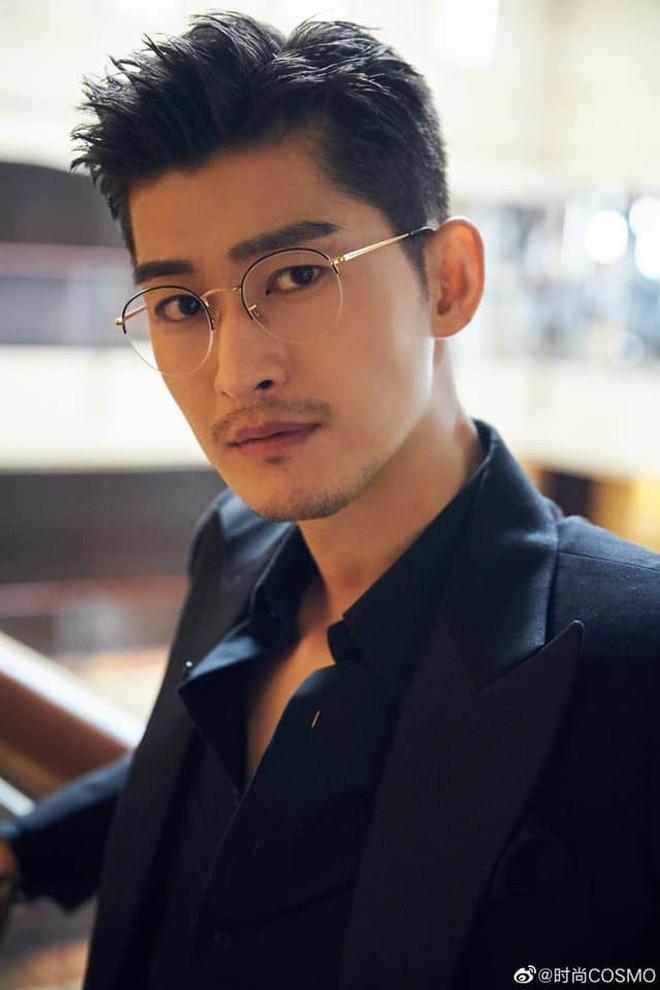 Vuốt tóc, nuôi râu, mặc suit đen, Trương Hàn đã chính thức thoát ...