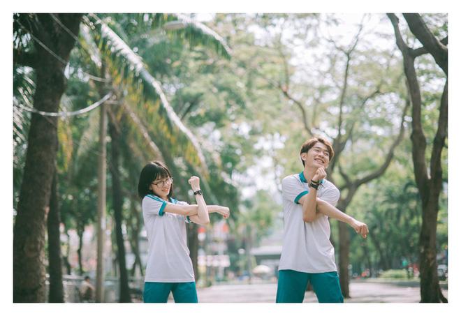 """Xuất hiện thêm bộ đồng phục """"trường người ta"""" ở Biên Hoà: Đẹp thế này thì ai cũng muốn mặc cả tuần! - Ảnh 10. Xuất hiện thêm bộ đồng phục """"trường người ta"""" ở Biên Hoà"""